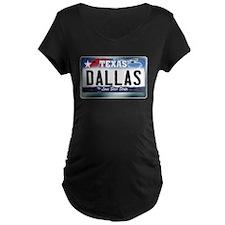 Texas License Plate [DALLAS] T-Shirt