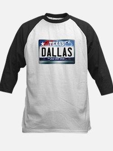 Texas License Plate [DALLAS] Tee