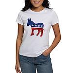 Democrat Donkey Logo Women's T-Shirt