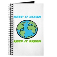 Keep it green Journal