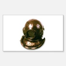 Cute Diving helmet Decal