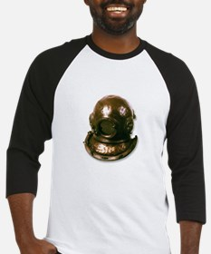 otdih-diving_helmet1 Baseball Jersey