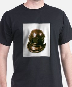 otdih-diving_helmet1 T-Shirt