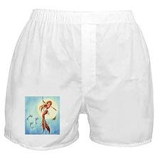 Cute Lap dance Boxer Shorts
