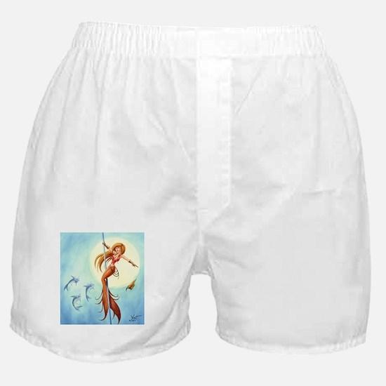 Funny Lap dance Boxer Shorts