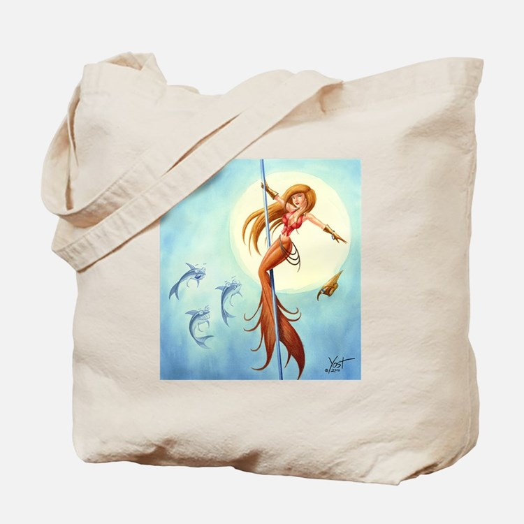 Cute Black and white sexy Tote Bag