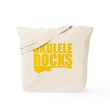 ukulele rocks Tote Bag