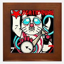 KITTY CAT Framed Tile