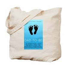 Dad to Be 2011 - Movie Poster Tote Bag