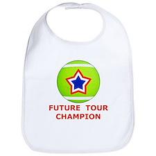 Future Tennis Champion Bib