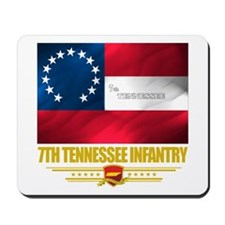 7th Tennessee Infantry Mousepad
