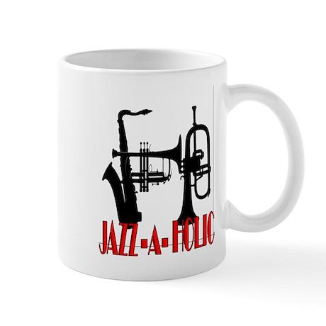 JAZZ-A-HOLIC Mug