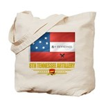 8th Tennessee Artillery Tote Bag