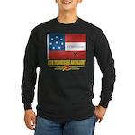 8th Tennessee Artillery Long Sleeve Dark T-Shirt