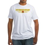 8th Tennessee Artillery Fitted T-Shirt