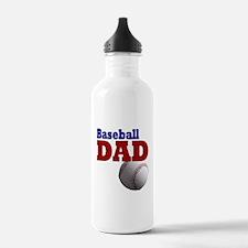 Baseball Dad: Water Bottle