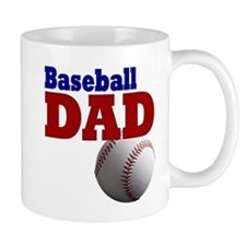 Baseball Dad: Mug