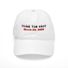 3/29/2006 Wedding Baseball Cap
