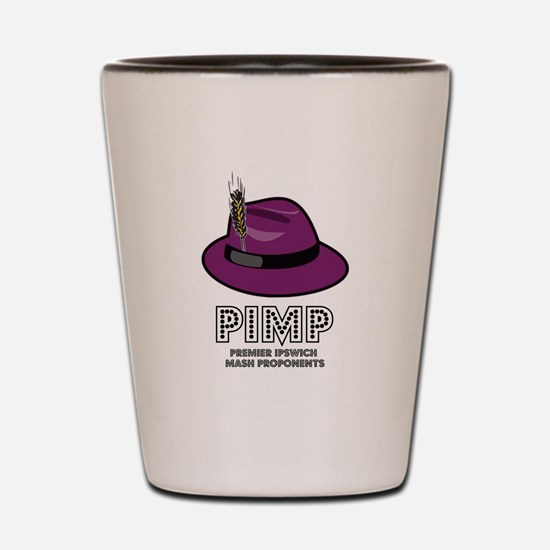 Cute Pimp Shot Glass