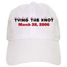 3/28/2006 Wedding Baseball Cap