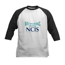 No Talking During NCIS Tee