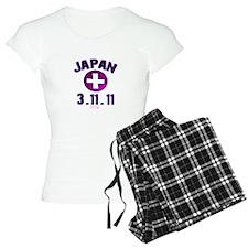 JAPAN RELIEF RED CROSS HELP Pajamas