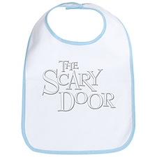 The Scary Door Bib