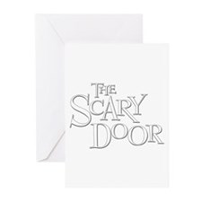 The Scary Door Greeting Cards (Pk of 10)