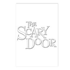 The Scary Door Postcards (Package of 8)