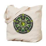 Celtic Canvas Totes