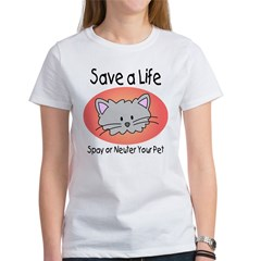 cat_spay T-Shirt