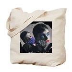 GAY MORMON KISSING CLUB Tote Bag