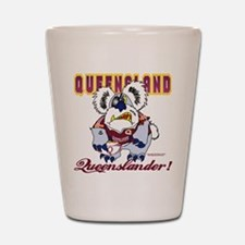 QLD SUPPORTERS Shot Glass