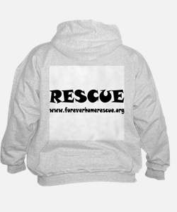 Unique Forever home rescue Hoodie