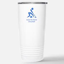 Leave No Stone Uncurled! Travel Mug