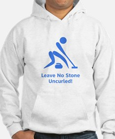 Leave No Stone Uncurled! Hoodie