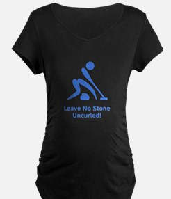 Leave No Stone Uncurled! T-Shirt