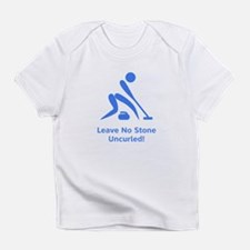Leave No Stone Uncurled! Infant T-Shirt