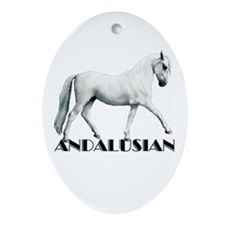 Andalusian Ornament (Oval)