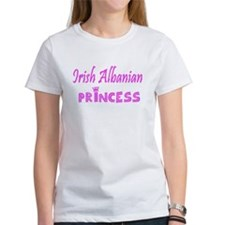Irish Albanian princess Tee