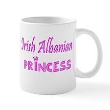 Irish Albanian princess Mug