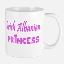 Irish Albanian princess Mug