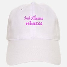 Irish Albanian princess Baseball Baseball Cap
