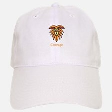 Lion Courage Baseball Baseball Cap