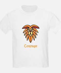Lion Courage T-Shirt