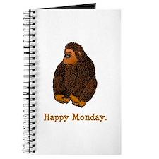 Happy Monday. Journal