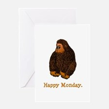 Happy Monday. Greeting Card