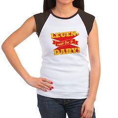 Legendary Women's Cap Sleeve T-Shirt