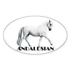 Andalusian Decal