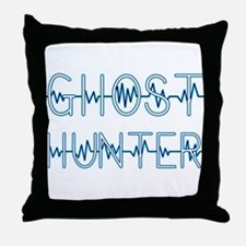 Unique Paranormal Throw Pillow